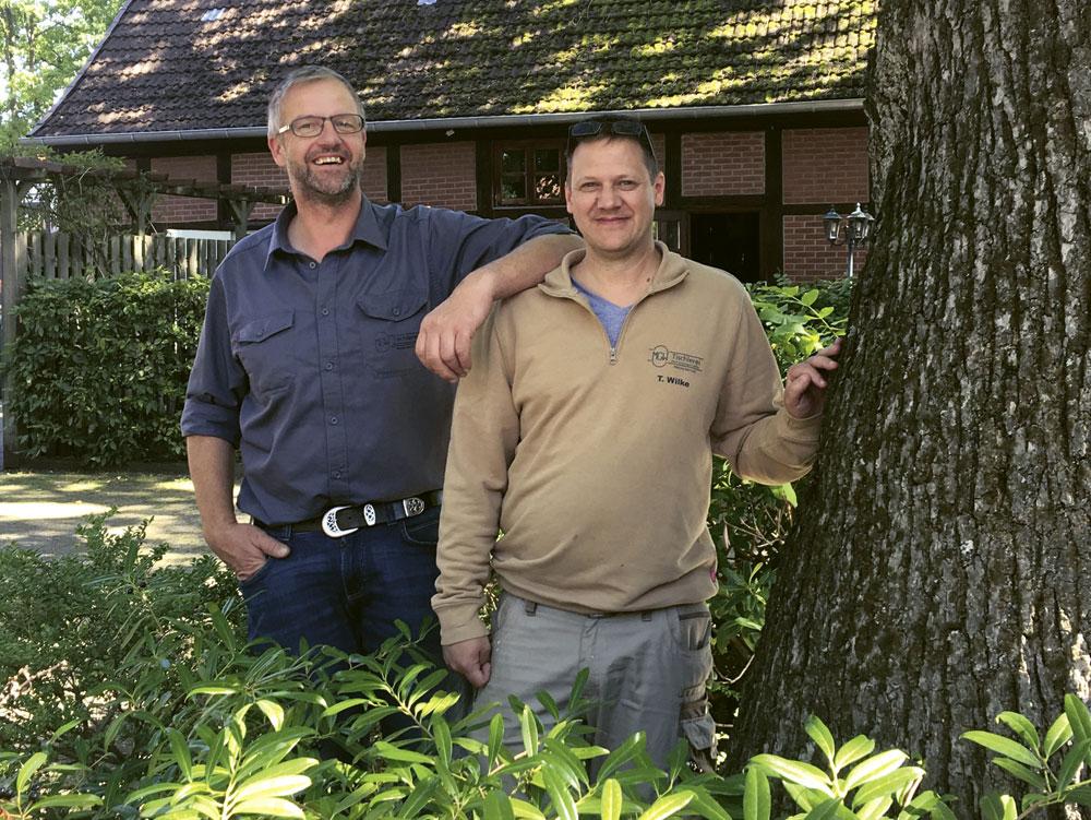 Jörg Meier-Grünhagen & Thomas Wilke